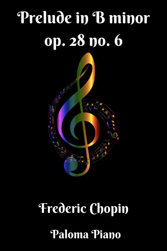 Chopin - Prelude in B Minor