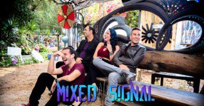 Mixed Signal @ The Toasted Monkey