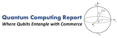 Quantum Computing Report Logo