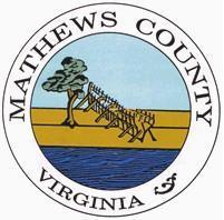 Mathews County Seal