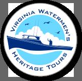 Virginia Watermen's Heritage Tours logo