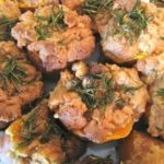 Sweet Potatoes With Streusel