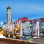 Luxury Train Ride To St. Louis Union Station Hotel