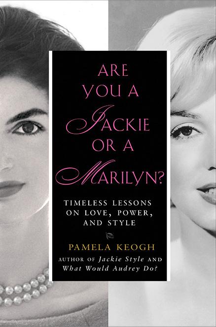 Jackie or Marilyn image