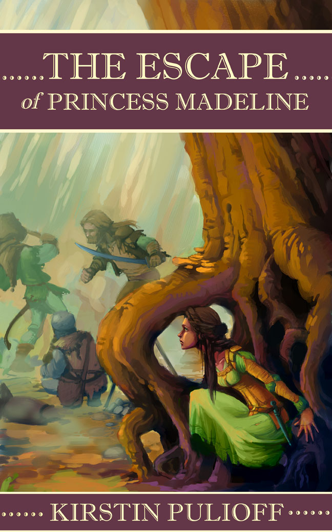 The Escape of Princess Madeleine cover image