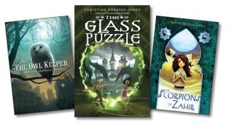 Christine Brodien-Jones book covers