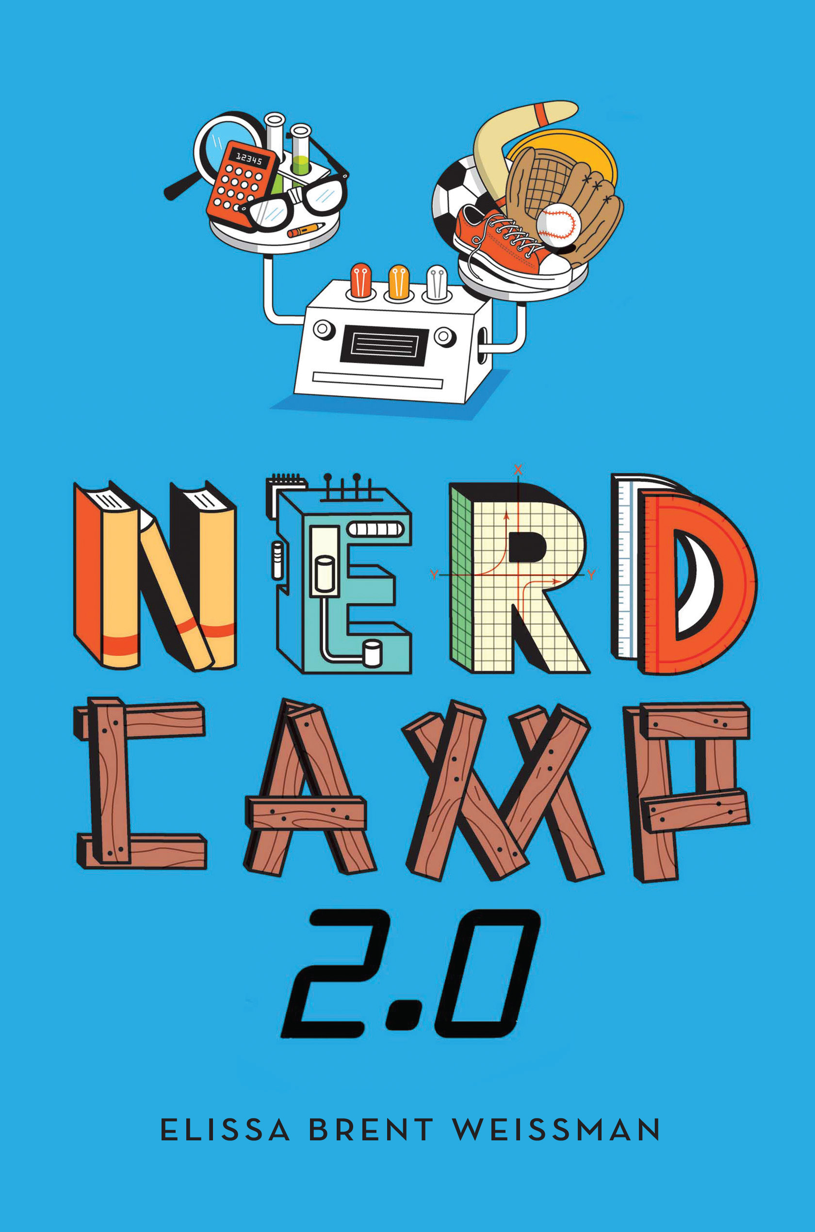 Nerd Camp 2.0 cover image