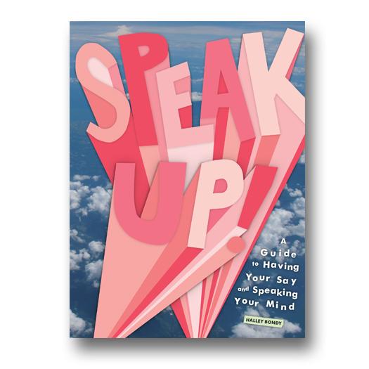Speak Up! cover image