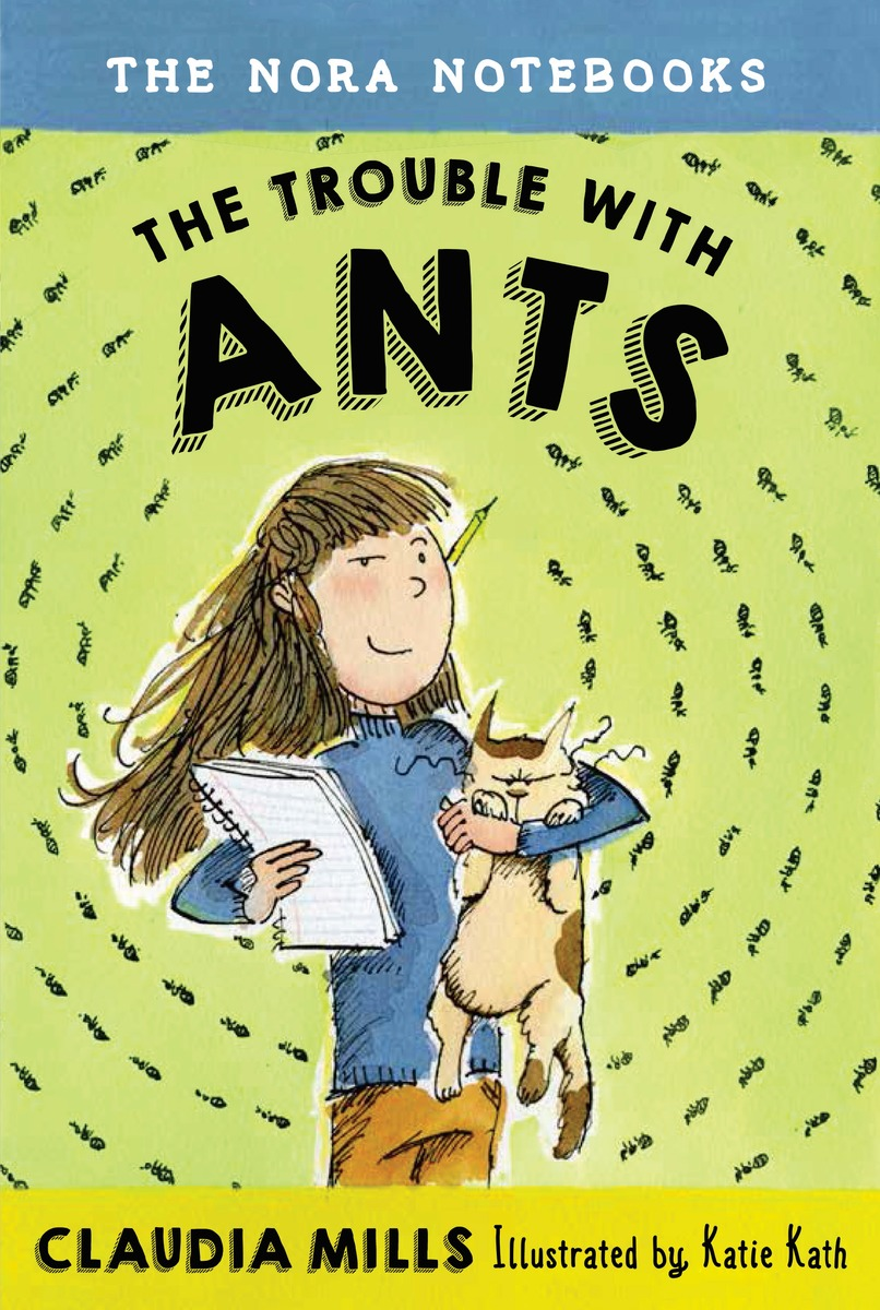 The Trouble With Ants cover image