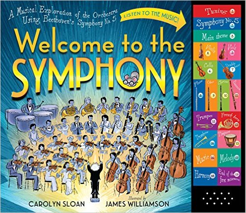 Welcome to the Symphony cover image