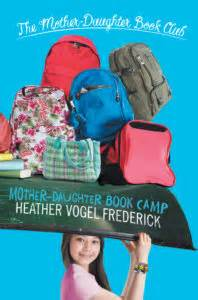 Mother-Daughter Book Camp cover image