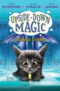 Upside Down Magic-Sticks & Stones cover image