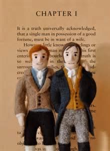 Cozy Classic Pride & Prejudice illustration