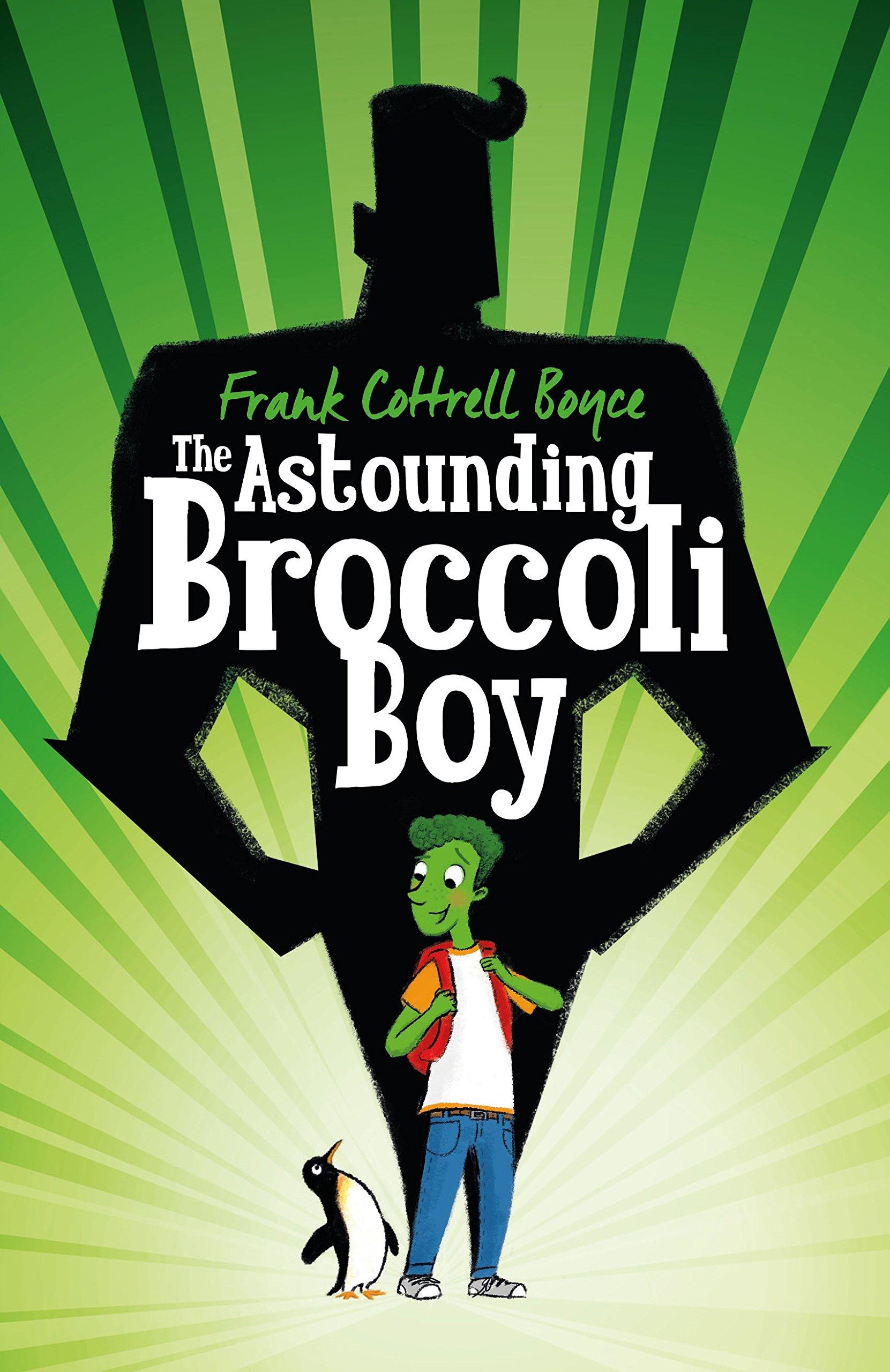 The Astounding Broccoli Boy cover image