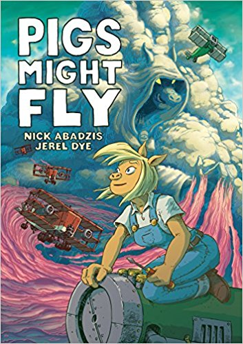 Pigs Might Fly cover image