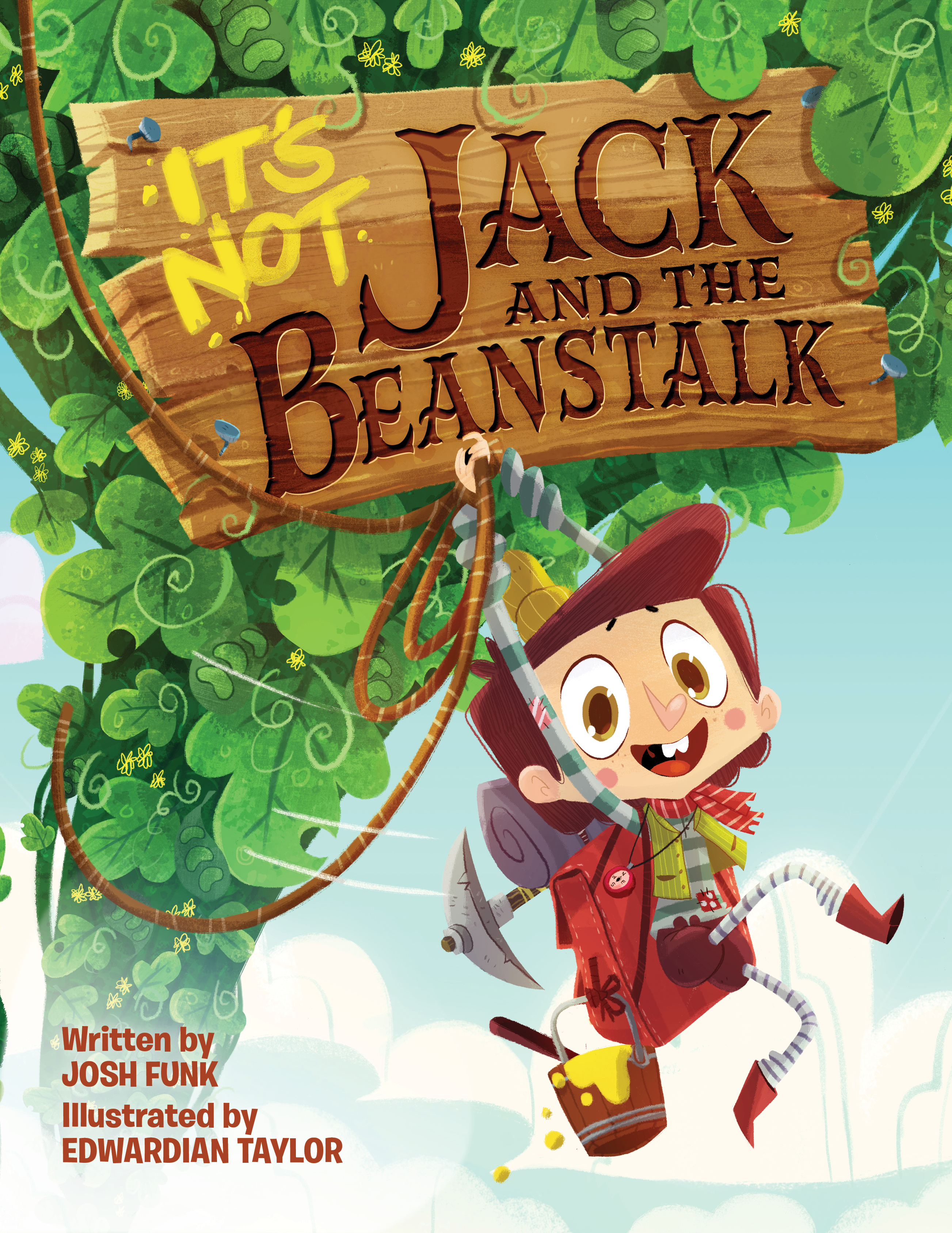 It's Not Jack and the Beanstalk cover image