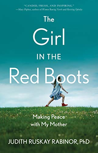 The Girl in the Red Boots cover image
