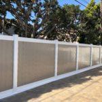 vinyl fencing la