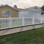 vinyl fencing in North Hollywood