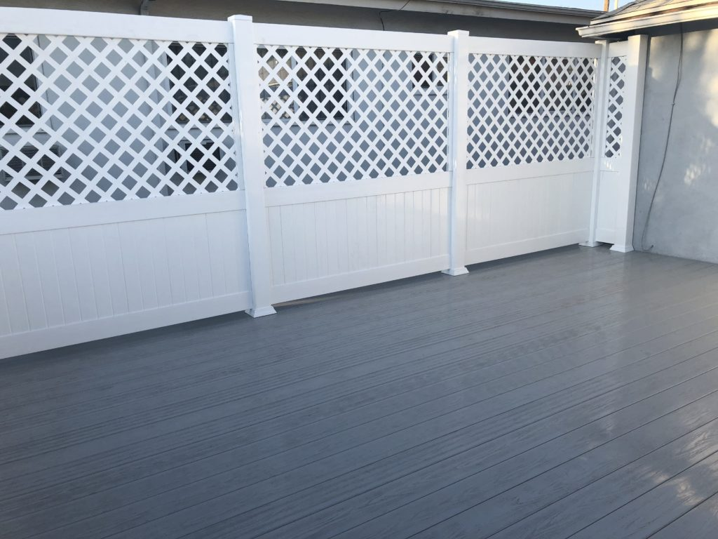 Slate Gray Deck