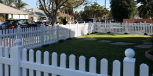 los angeles vinyl fencing cost