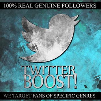 Twitter Boost! Social Media Marketing Service from CLG Music & Media