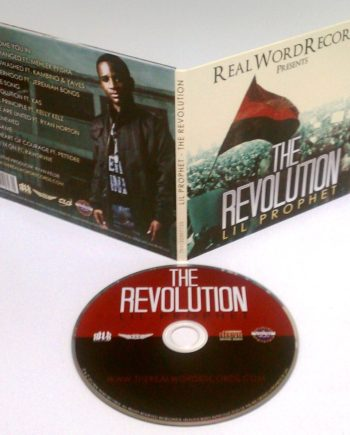 Replicated CDs In Digipak from CLG Music & Media