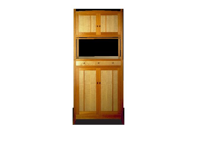 Chimney Cabinet