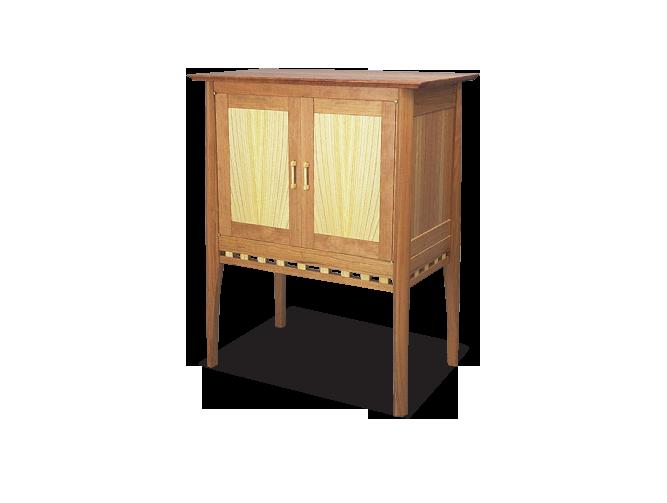 Scroll Cabinet