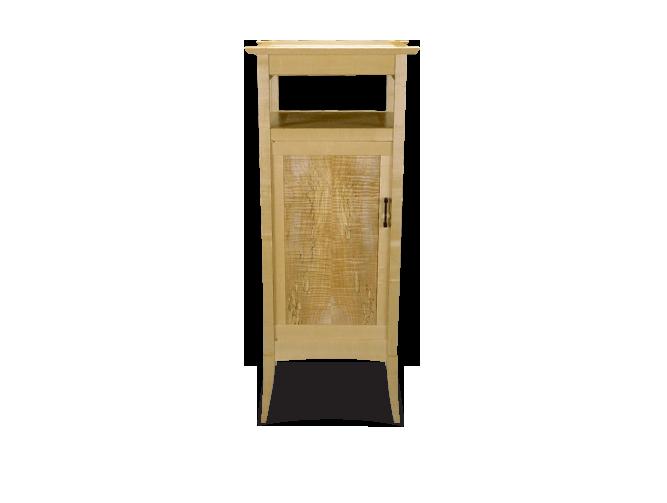 Through-Door Cabinet