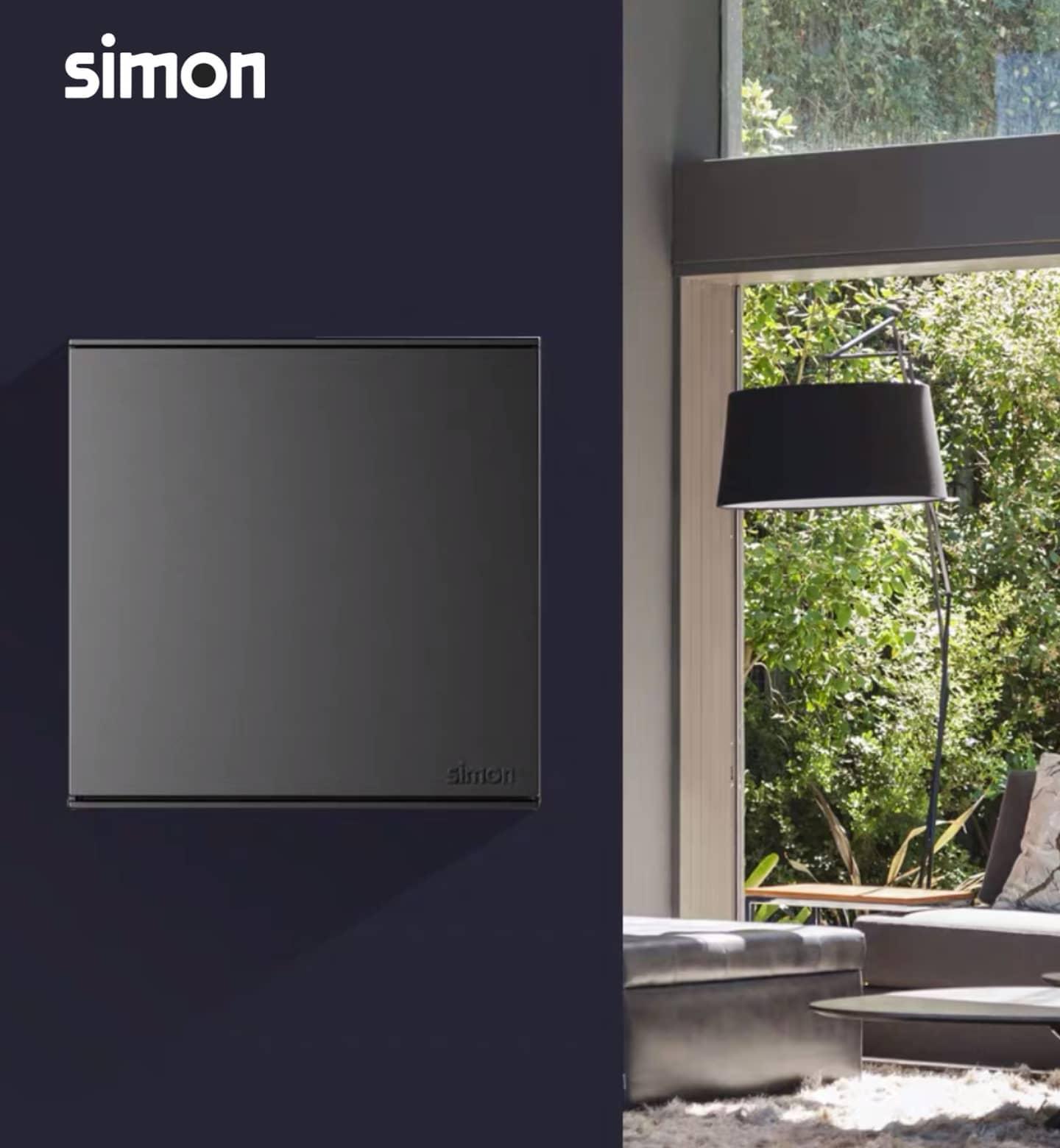 Simon Electric Light Switch E6 Series