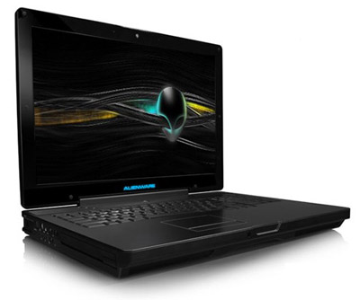 Alienware Laptop LED Screen Repair