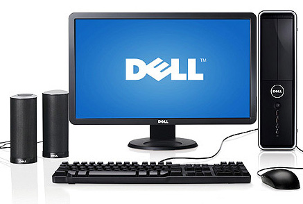 Dell Desktop Computer Virus Removal