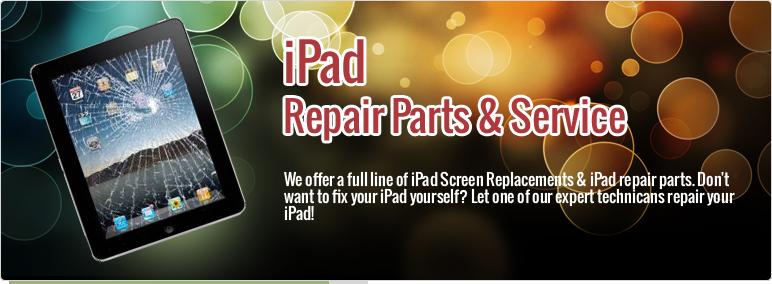 iPad Repair iPad screen repairs