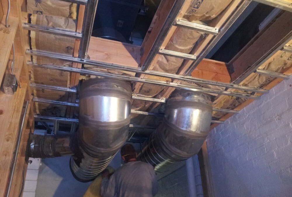 Restaurant Case Study – Workshop Kitchen + Bar – Part 3: Air