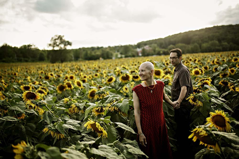 sunflower man woman 2