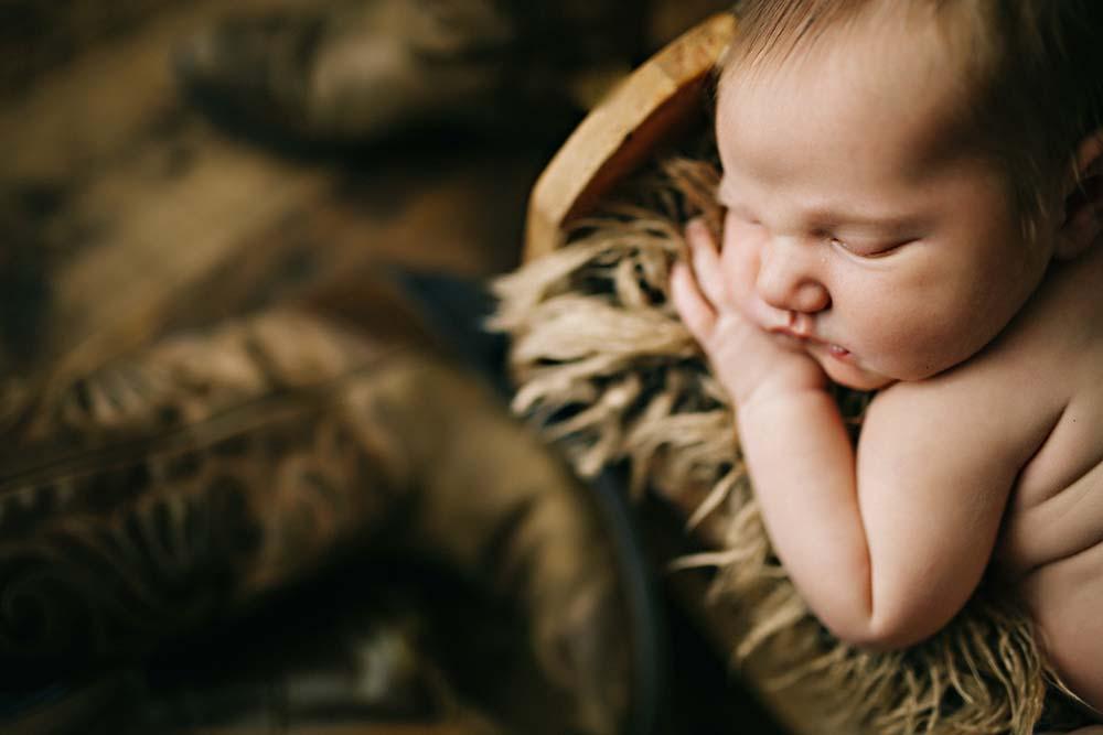 sleeping newborn 2