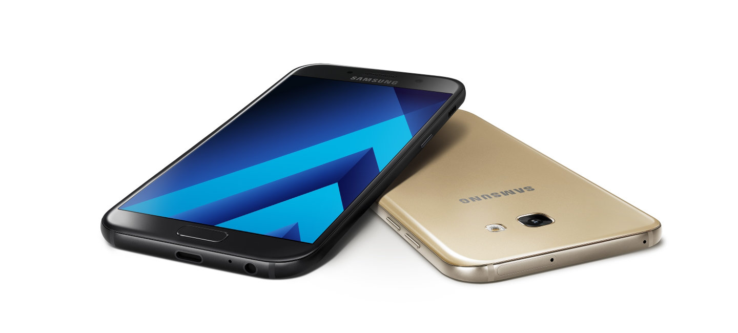 Breaking News: Samsung unveils new Galaxy A (2017) series
