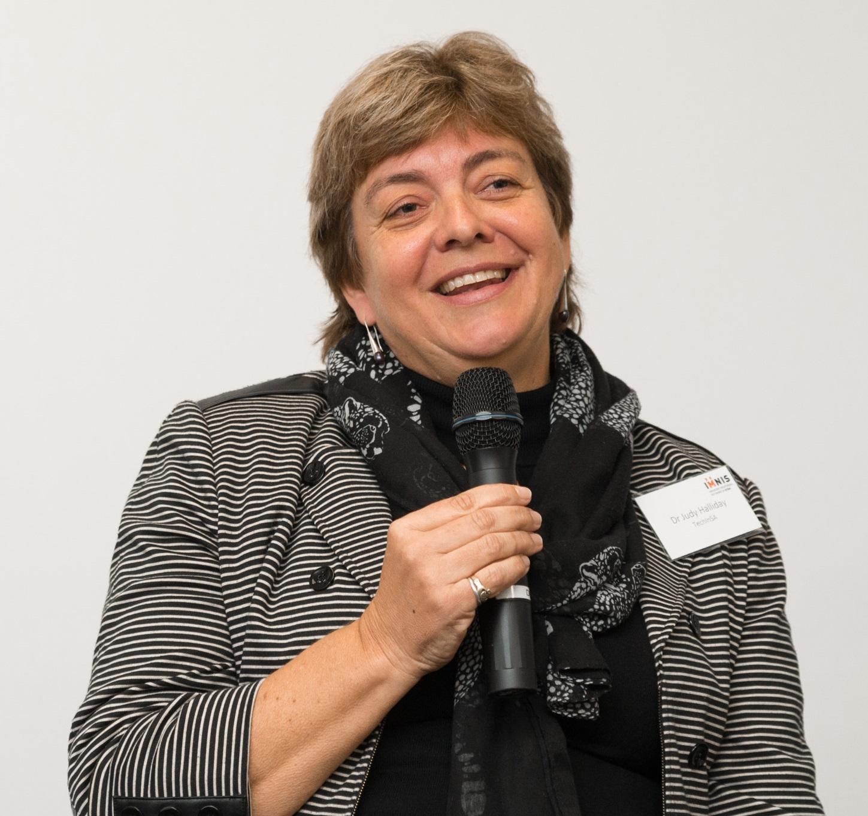 Judy Halliday