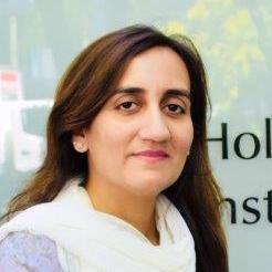 Mahjabeen Khan