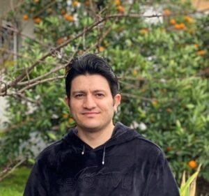 IMNIS Mentee Bahram Saeidian