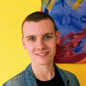 IMNIS Mentee Oliver McNeilly
