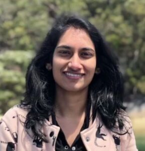 IMNIS Mentee Sanjana Prasad