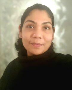 IMNIS Mentee Gayathri Radhabi Gopinathan Nair