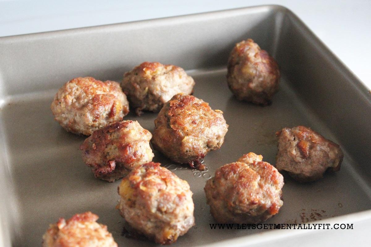 Delicious Turkey Meatballs