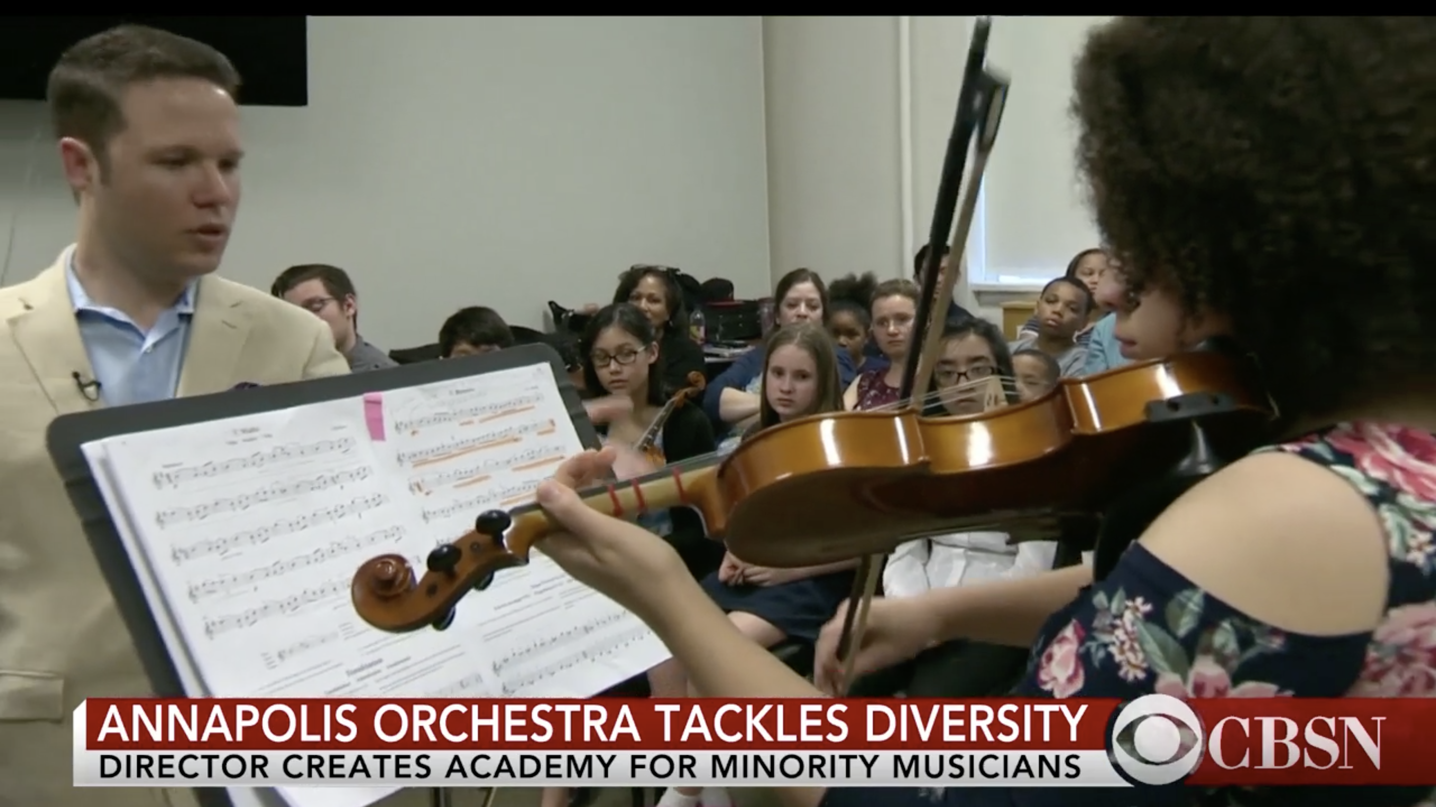 Annapolis orchestra diversity