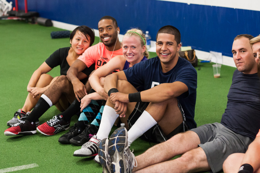 Our CrossFit Supercharged and Turbocharged members are some of the best people you could ever meet!