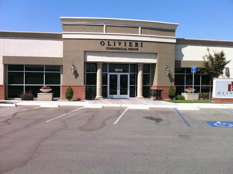 olivieri commercial center headquarters