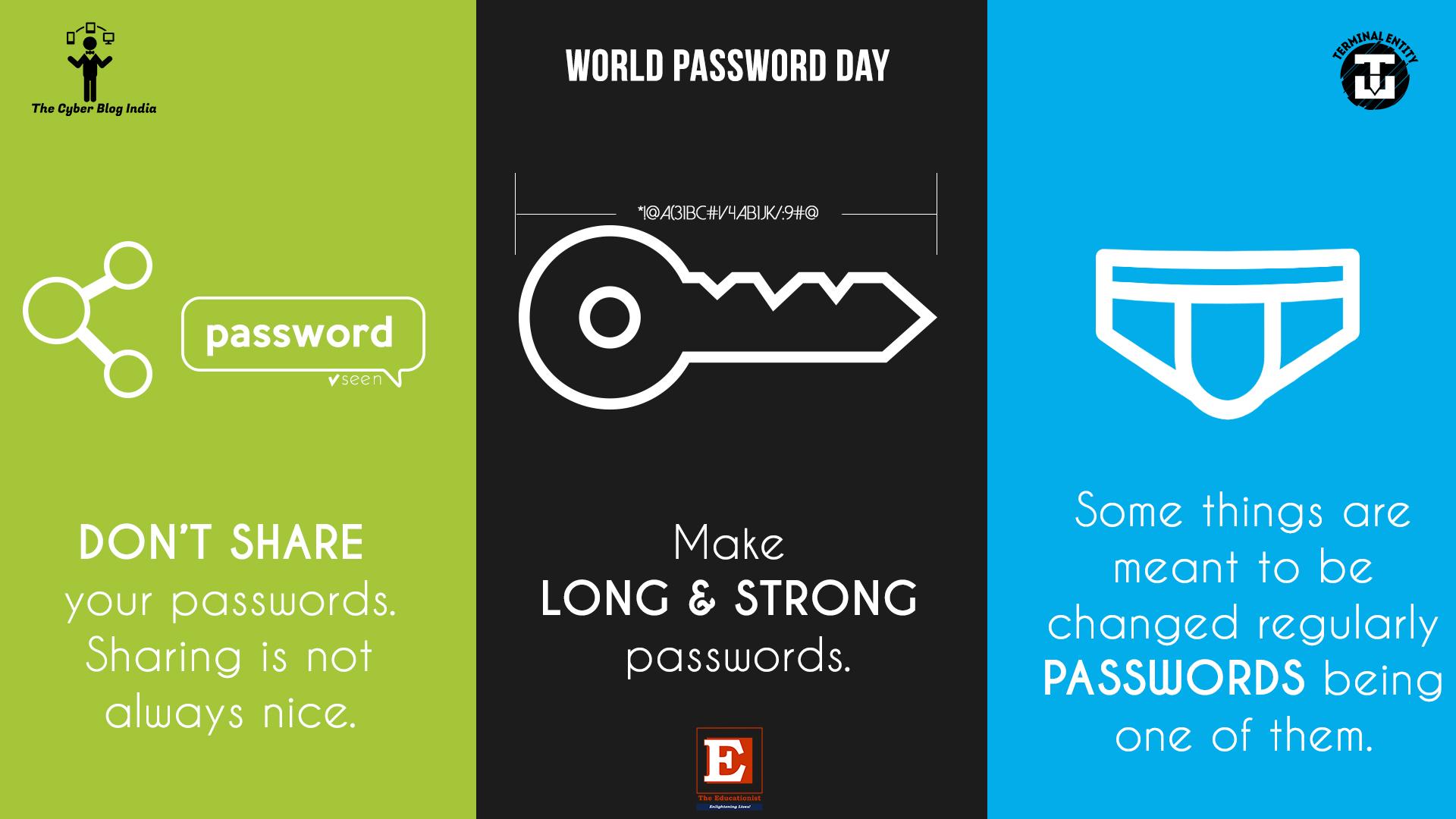 Password Day wallpaper