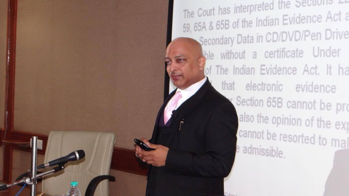 Adv. Prashanth Mali
